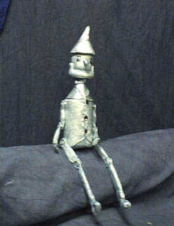 The Tin Woodman